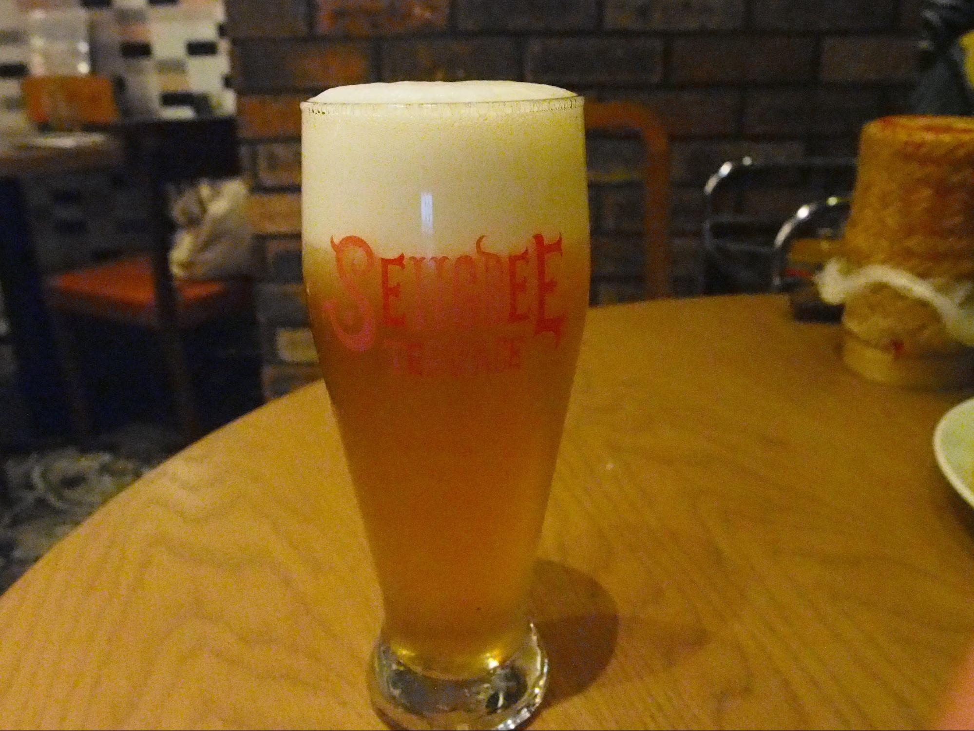 ランドルフレーバービール680円
